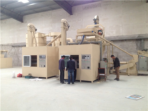 电路板回收处理设备发往安徽阜阳