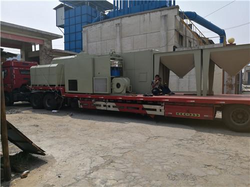 锂电池正负极处理设备发往广东深圳