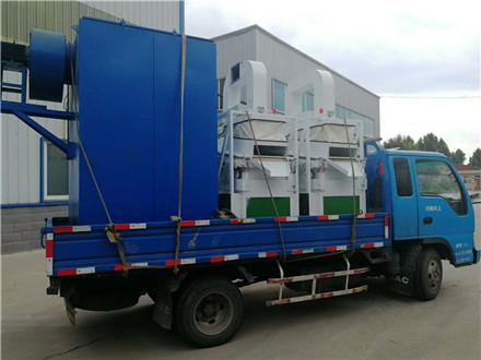 散热器铜铝分离机设备发往台湾