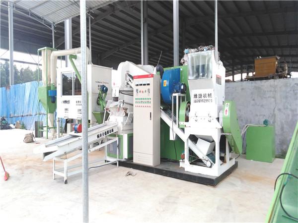 600干式小型排列五和值走势图在江西现场安装调试成功并投产