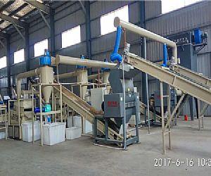 电容回收处理设备发往浙江台州