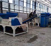 空调散热器铜铝水箱分离机